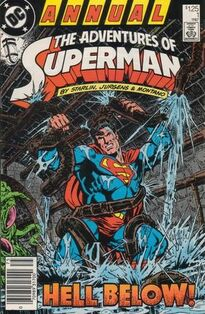 The Adventures of Superman Annual 1