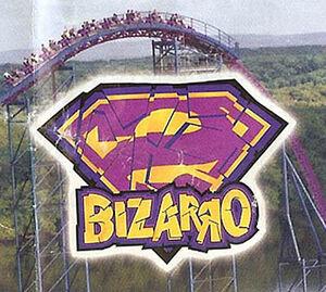 Bizarro Coaster