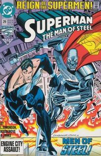 Superman Man of Steel 26