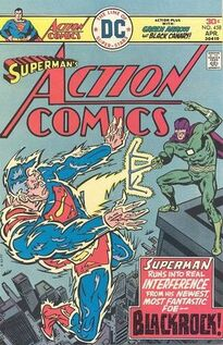 Action Comics Issue 458