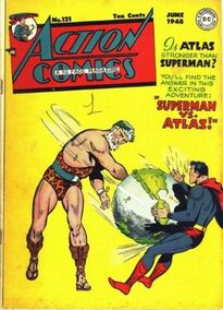 Action Comics Issue 121