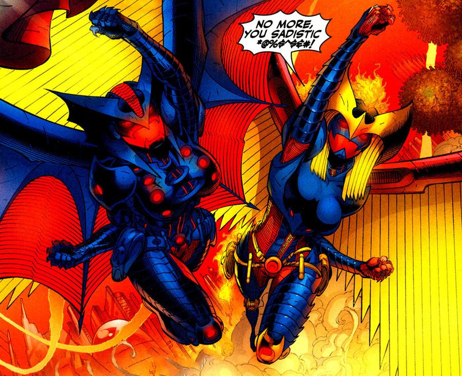 Powergirl,¿personaje subvalorado en DC Universe?: Latest?cb=20110227020936