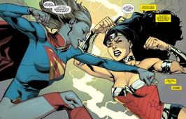 Kara vs Diana