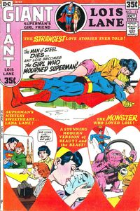 Supermans Girlfriend Lois Lane 113