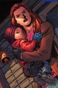 Action Comics 822 lana son