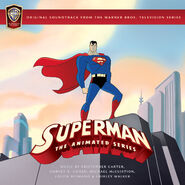Superman The Animated Series score soundtrack
