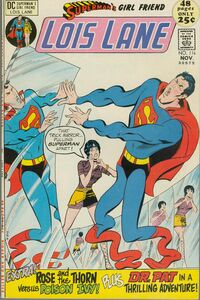 Supermans Girlfriend Lois Lane 116