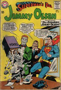 Supermans Pal Jimmy Olsen 080