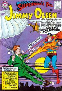 Supermans Pal Jimmy Olsen 089