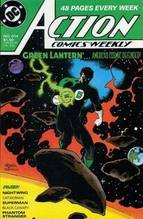 Action Comics Weekly 614