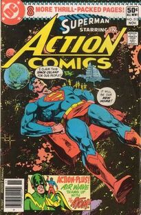 Action Comics Issue 513