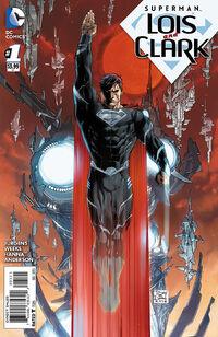 Superman Lois and Clark Vol 1 1 Variant