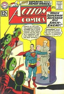 Action Comics Issue 292
