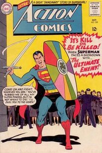 Action Comics Issue 329