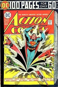 Action Comics Issue 437