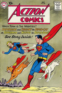 Action Comics Issue 266