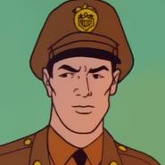 Inspector Henderson - Rain of Terror