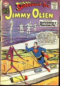 Supermans Pal Jimmy Olsen 062