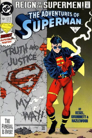 Adventures of Superman 501
