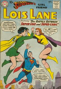 Supermans Girlfriend Lois Lane 021