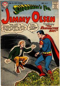 Supermans Pal Jimmy Olsen 017