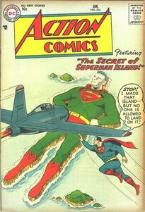 Action Comics Issue 224