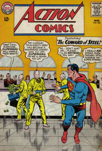 Action Comics Issue 322