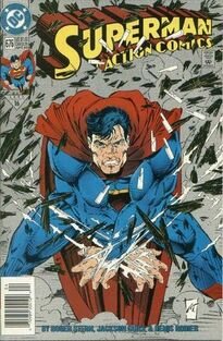 Action Comics Issue 676