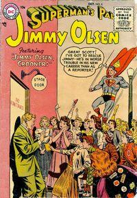Supermans Pal Jimmy Olsen 008