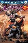 Action Comics 968 variant