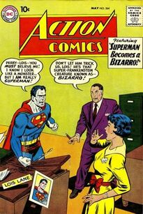 Action Comics Issue 264