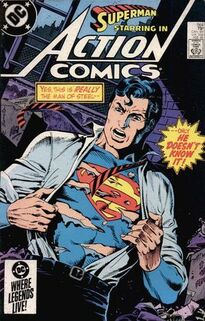 Action Comics Issue 564