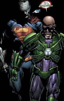 Bizarro y Lex
