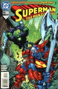 Superman Man of Steel 96