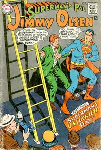 Supermans Pal Jimmy Olsen 106