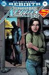 Action Comics 974 variant
