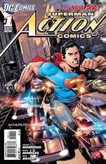 ACTIONcomics2011series1