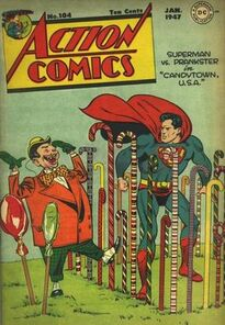 Action Comics Issue 104
