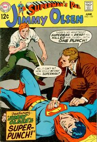 Supermans Pal Jimmy Olsen 120