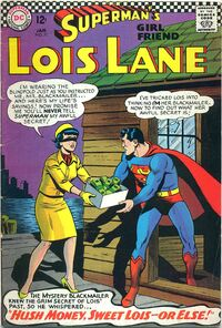 Supermans Girlfriend Lois Lane 071