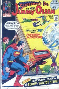 Supermans Pal Jimmy Olsen 147