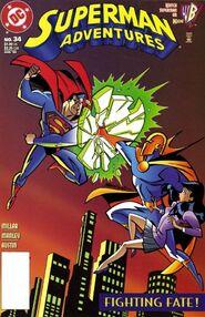 Superman Adventures 34