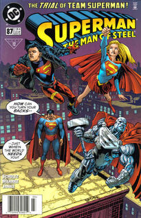 Superman Man of Steel 87