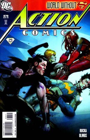 Action Comics 878