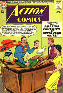 Action Comics Issue 302