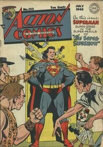 Action Comics Issue 122
