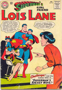 Supermans Girlfriend Lois Lane 055