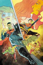 Teen Titans Vol 6 15 Textless