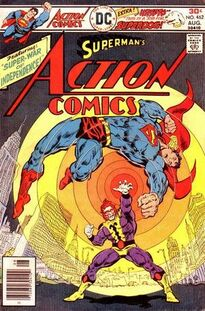 Action Comics Issue 462
