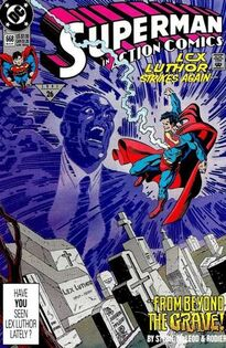 Action Comics Issue 668